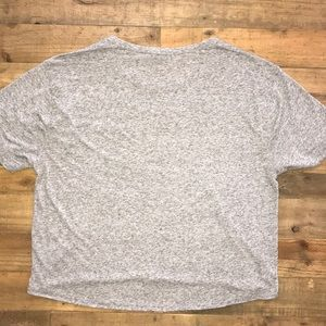 rag & bone Tops - Rag & Bone Crop Tee